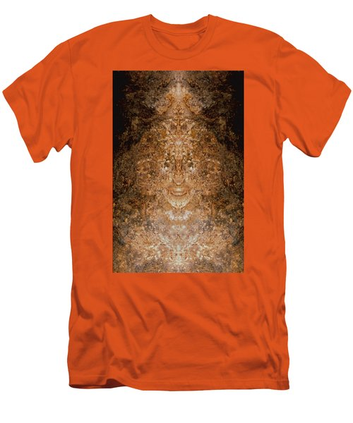 Men's T-Shirt (Slim Fit) featuring the photograph Sunqueen Of Woodstock by Nancy Griswold