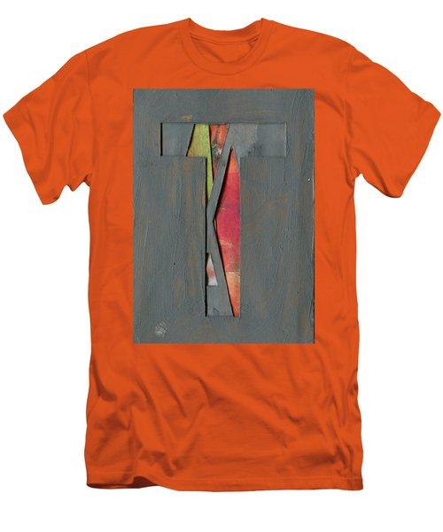 The Letter T Men's T-Shirt (Athletic Fit)