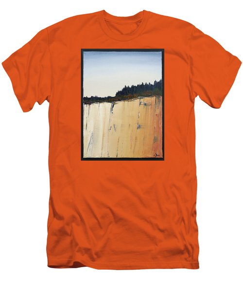 The Bluff Men's T-Shirt (Slim Fit) by Carolyn Doe