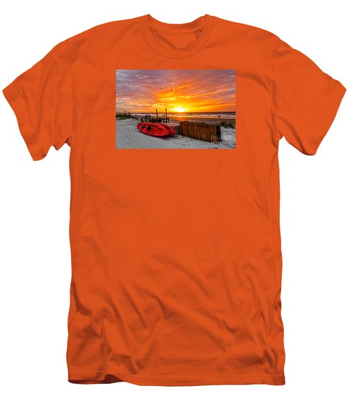 The Break Of Day Men's T-Shirt (Athletic Fit)