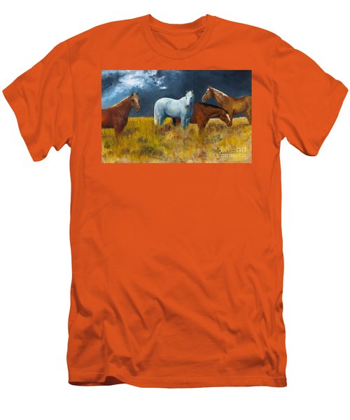 The Calm After The Storm Men's T-Shirt (Athletic Fit)