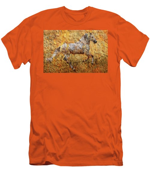 The Cave Painting Men's T-Shirt (Athletic Fit)