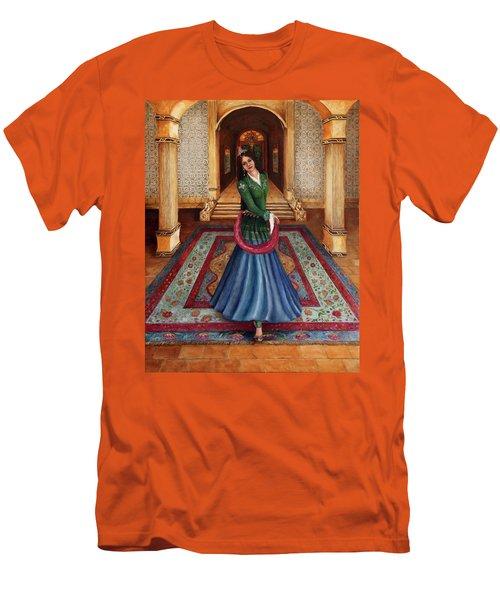 The Court Dancer Men's T-Shirt (Athletic Fit)