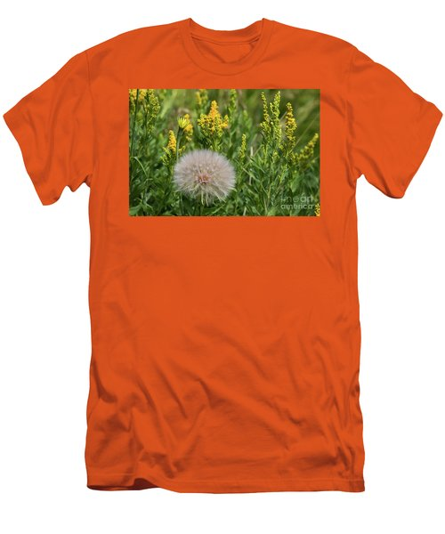 The Dandelion  Men's T-Shirt (Athletic Fit)