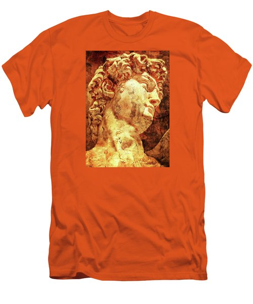 The David By Michelangelo Men's T-Shirt (Athletic Fit)