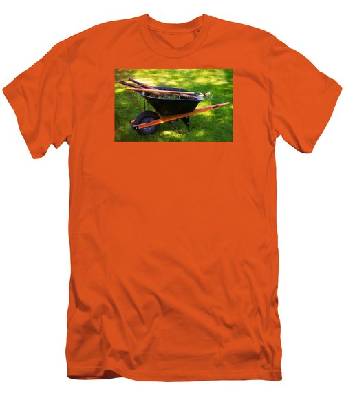 The Gardener Men's T-Shirt (Slim Fit) by Bob Pardue