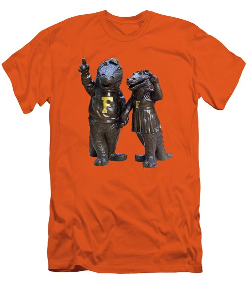 The Gators Transparent For T Shirts Men's T-Shirt (Slim Fit) by D Hackett