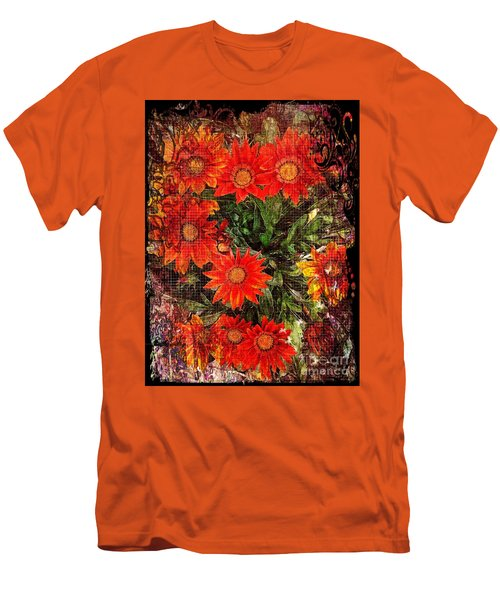 The Magical Flower Garden Men's T-Shirt (Athletic Fit)