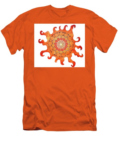The New Sun Men's T-Shirt (Slim Fit) by Patricia Arroyo