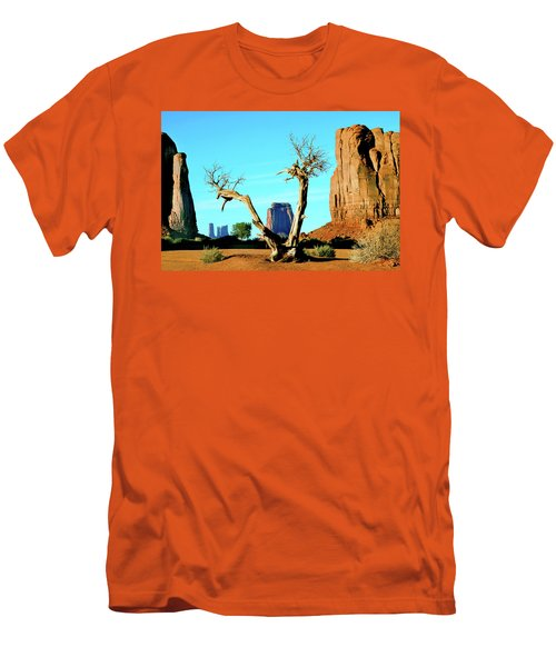 The North Window Men's T-Shirt (Athletic Fit)