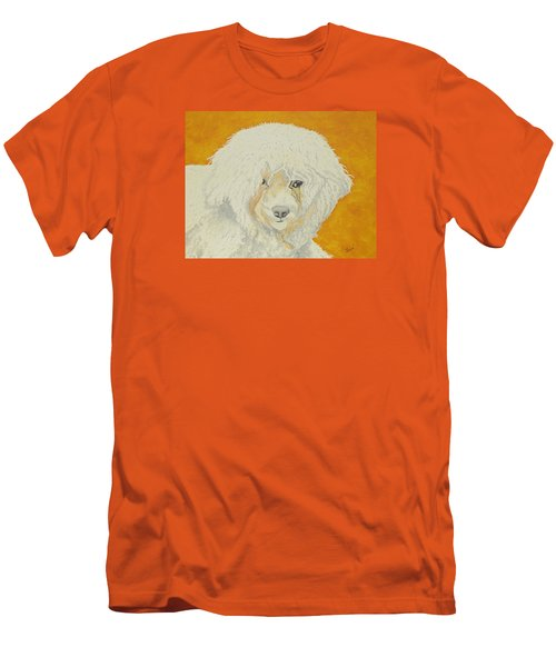 The Old Poodle Men's T-Shirt (Athletic Fit)