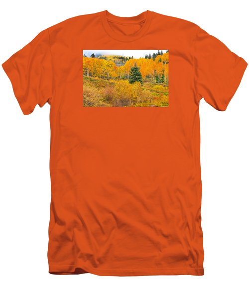 The One That Stands Out  Men's T-Shirt (Slim Fit) by Bijan Pirnia
