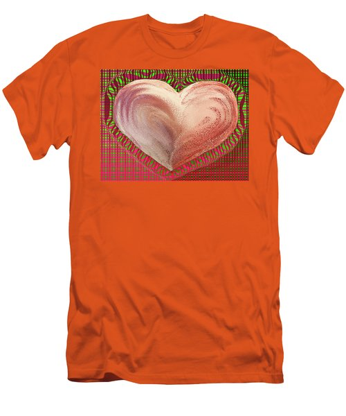 The Passionate Heart Men's T-Shirt (Athletic Fit)