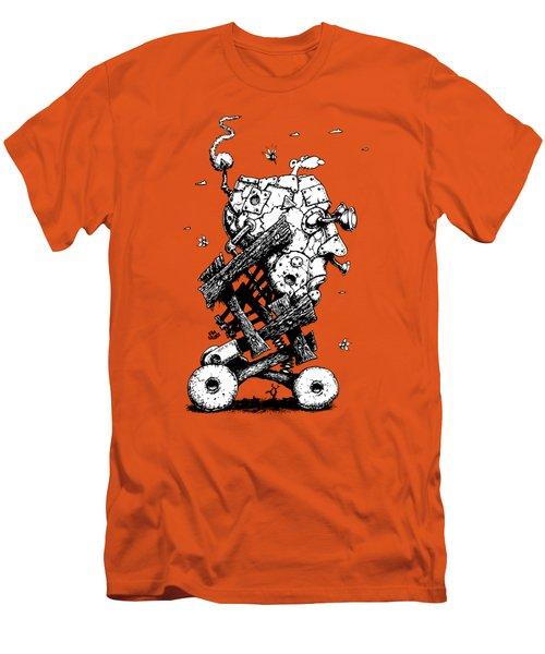 The Ratmobile Men's T-Shirt (Athletic Fit)