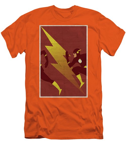 The Scarlet Speedster Men's T-Shirt (Athletic Fit)