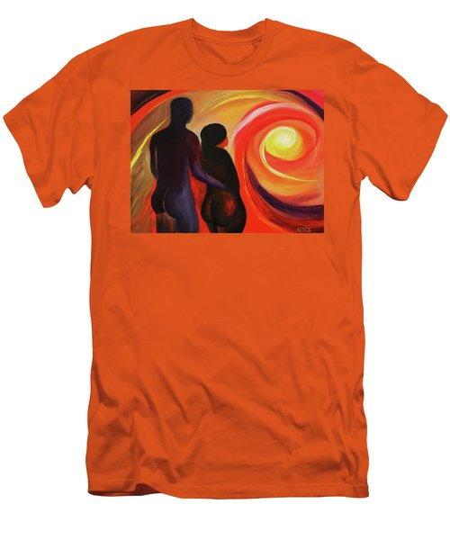 The Sunset Of Our Dreams Men's T-Shirt (Athletic Fit)