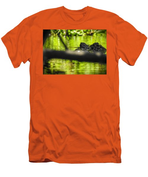 The Watcher In The Water Men's T-Shirt (Athletic Fit)