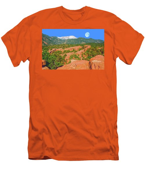 The World Is Not Comprehensible, But It Is Embraceable, Wrote The German Philosopher, Martin Buber.  Men's T-Shirt (Athletic Fit)