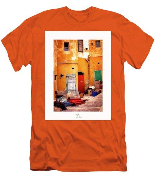 Time Bubble Men's T-Shirt (Athletic Fit)