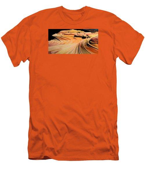 Time Lines Men's T-Shirt (Athletic Fit)