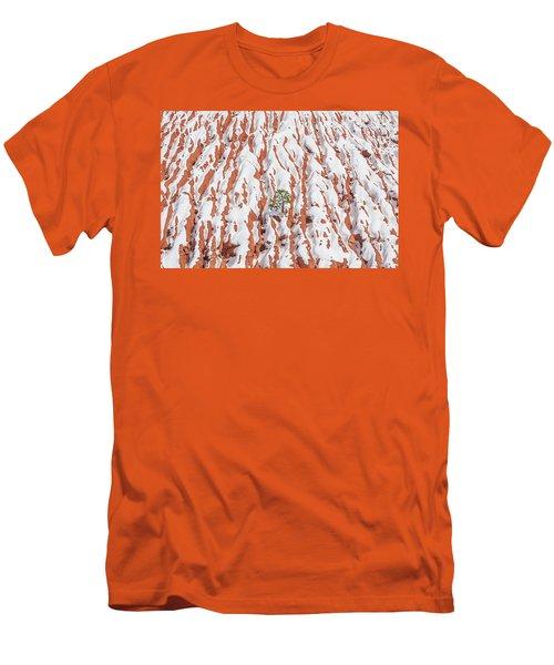 Tonan, The Aztec Goddess Of Winter Solstice  Men's T-Shirt (Athletic Fit)