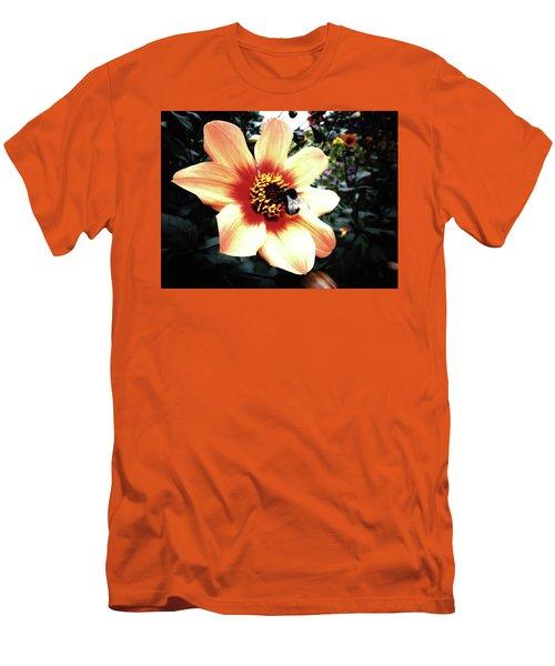 Translucent Wings Men's T-Shirt (Athletic Fit)