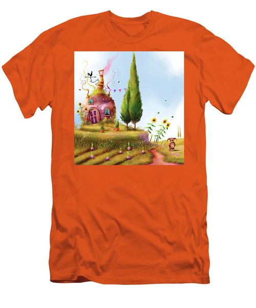 Turnips And Trolls Men's T-Shirt (Athletic Fit)