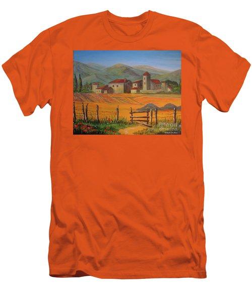 Tuscan Farm Men's T-Shirt (Athletic Fit)