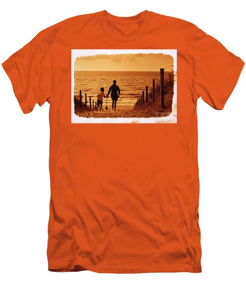 Two At Sea Men's T-Shirt (Athletic Fit)