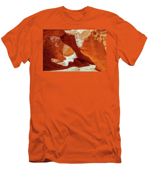Utah Arches Men's T-Shirt (Slim Fit) by Jim Mathis