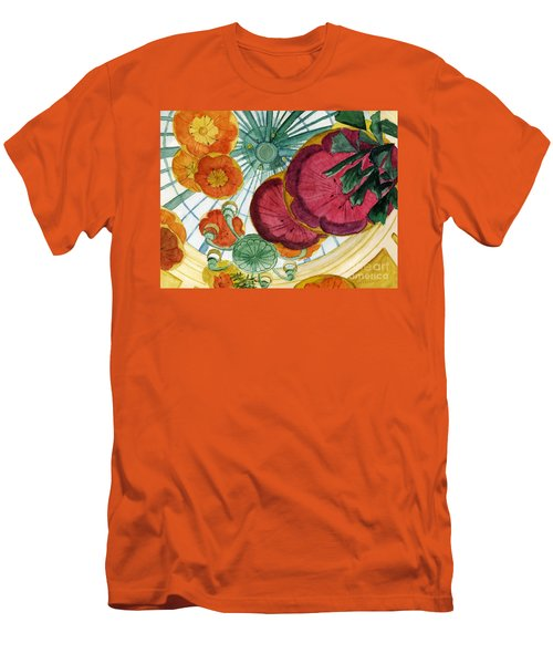 Vegas Baby Men's T-Shirt (Slim Fit) by Lynne Reichhart