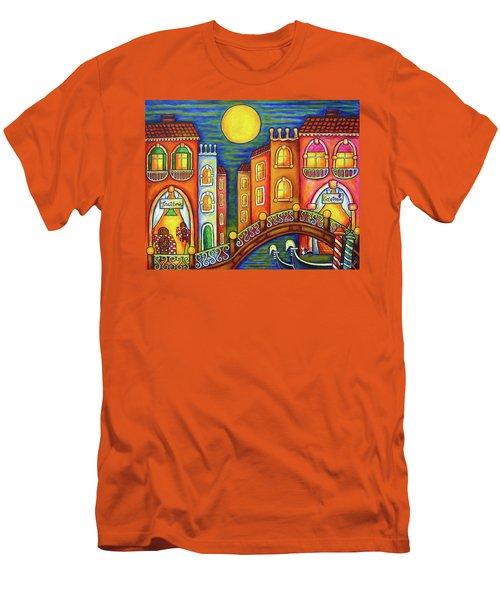 Venice Soiree Men's T-Shirt (Athletic Fit)