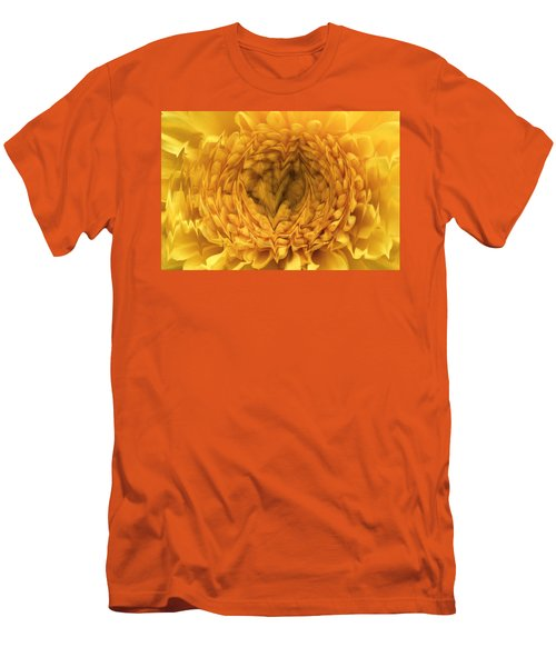 Men's T-Shirt (Slim Fit) featuring the photograph View Within by Shari Jardina