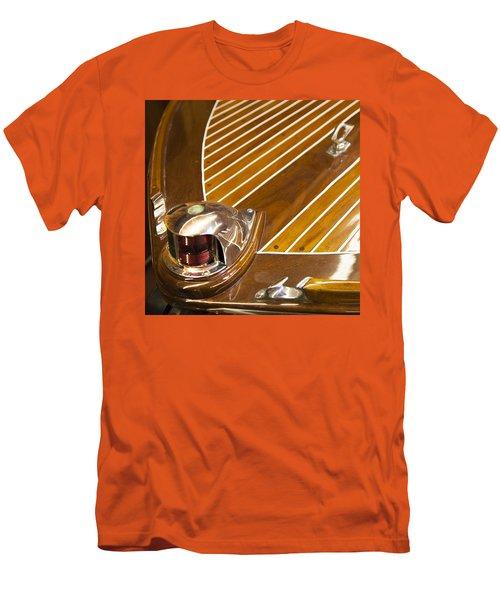 Vintage Century Bow Light Men's T-Shirt (Athletic Fit)