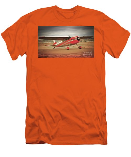 Vintage Monoplane Men's T-Shirt (Athletic Fit)