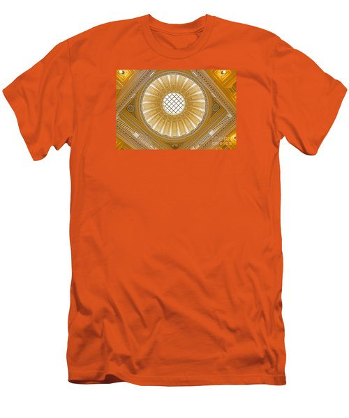 Virginia Capitol - Dome Men's T-Shirt (Athletic Fit)