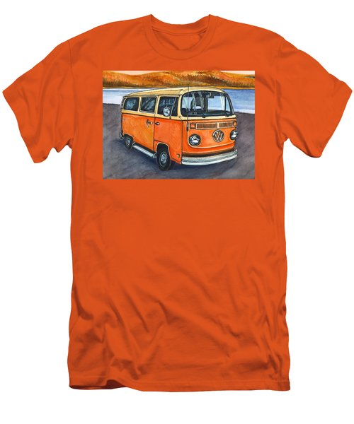 Ryan's Magic Bus Men's T-Shirt (Athletic Fit)