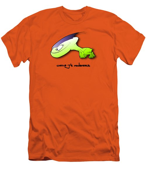 Waggah Men's T-Shirt (Slim Fit) by Uncle J's Monsters