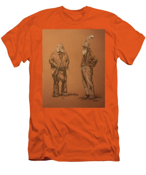 Wanna Buy A Hat? Men's T-Shirt (Athletic Fit)