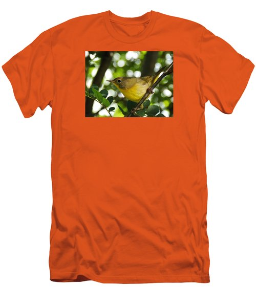 Watching The Season Change Men's T-Shirt (Athletic Fit)