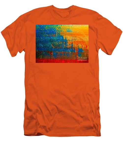 Waterloo Sunset Men's T-Shirt (Athletic Fit)