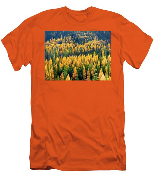 Western Larch  Men's T-Shirt (Athletic Fit)