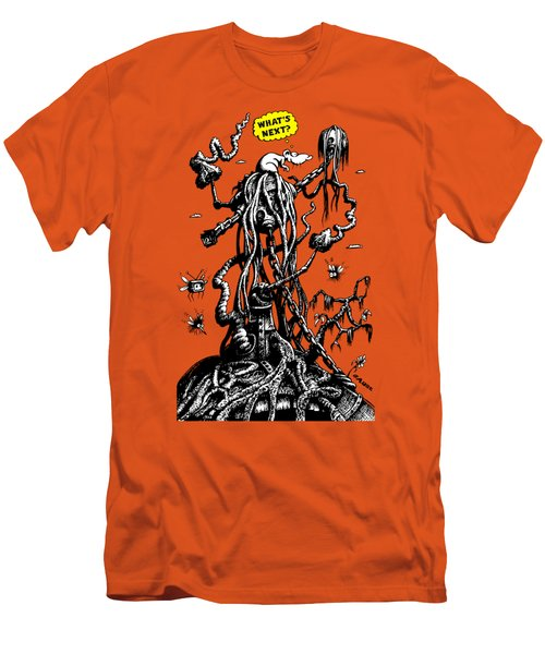 What's Next? Men's T-Shirt (Athletic Fit)