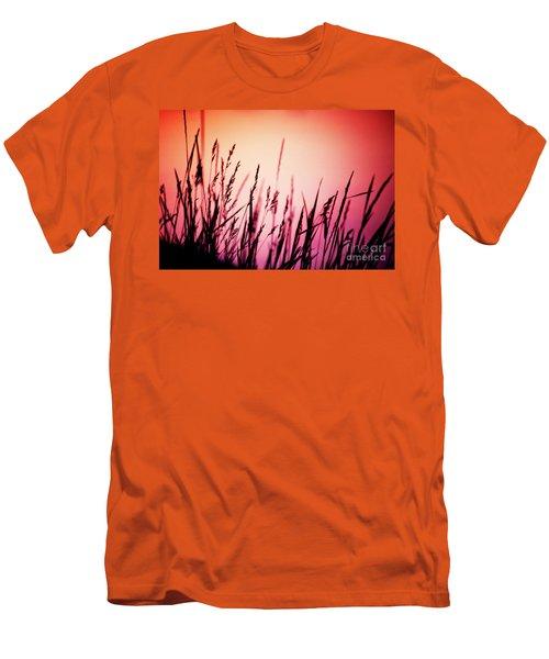 Wild Grasses Men's T-Shirt (Athletic Fit)