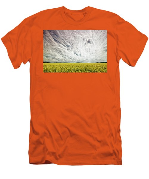 Wild Winds Men's T-Shirt (Athletic Fit)