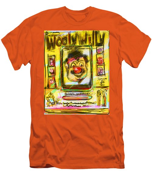 Wooly Willy Men's T-Shirt (Athletic Fit)