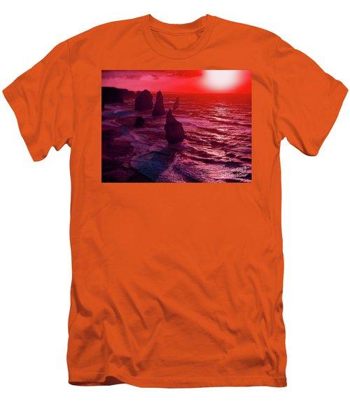 World's End Men's T-Shirt (Athletic Fit)