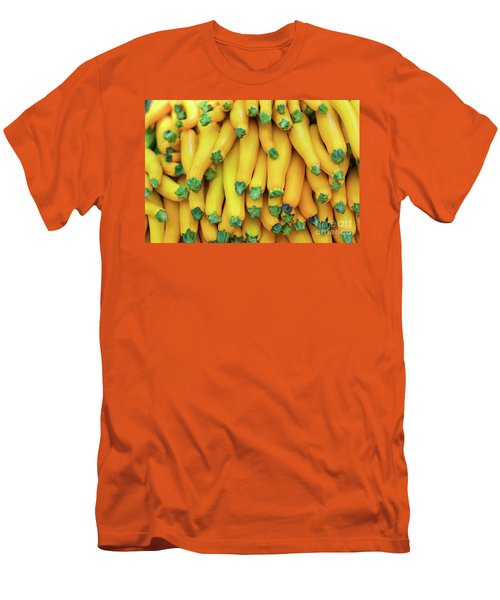 Yellow Zucchini Men's T-Shirt (Athletic Fit)
