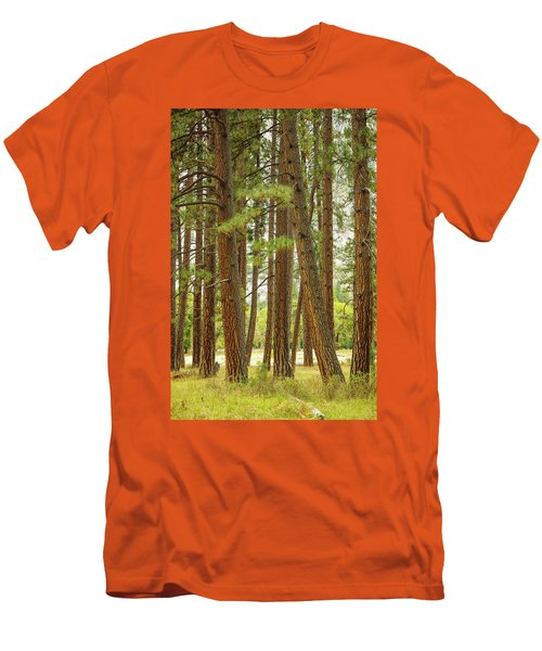 Yosemite Men's T-Shirt (Slim Fit) by Jim Mathis