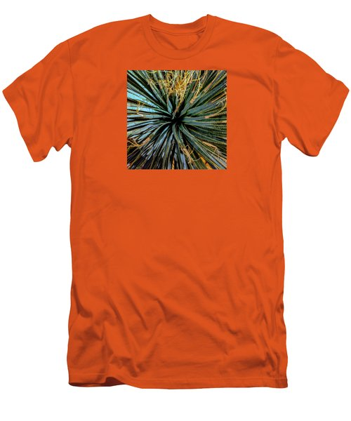 Yucca Yucca Men's T-Shirt (Slim Fit) by Stan  Magnan